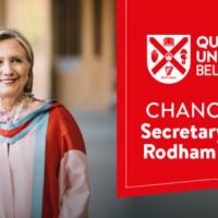 WTH… Hillary Clinton Appointed Chancellor of Queen's University, Belfast