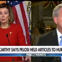 Pelosi meddling in Dem primary? Senate trial delay a setback for Sanders