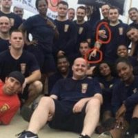 "DERANGED: CBS Claims D.C Firefighters ""Might"" Be White Supremacists For Making ""OK"" Gesture"