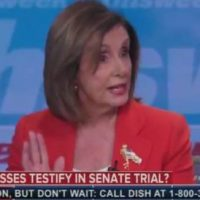 "Pelosi Warns Republican Senators: Allow Witnesses in Impeachment Trial Or ""Pay a Price"" (VIDEO)"