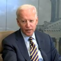 Bernie Sanders thunders about 'corruption' ... and gives Joe Biden a pass