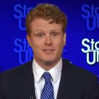 Family Members Shouldn't Appear to Profit From Political Relatives Says… Rep. Joe Kennedy III