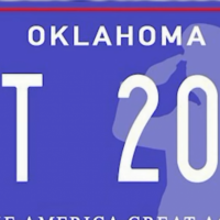 "America First Oklahoma Senators Introduce ""MAGA"" Specialty License Plates Bill"