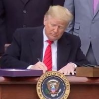 Trump Signs Historic USMCA Trade Deal In Major Win For American Economy And Workers (VIDEO)
