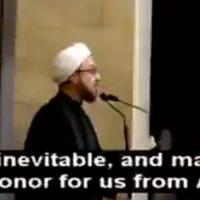 "Michigan Imam: Solemani Brought ""Fear to the Enemies of Islam"""