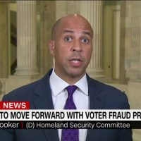 Cory Booker Wants Private Jet Money to Campaign Just Like Bernie