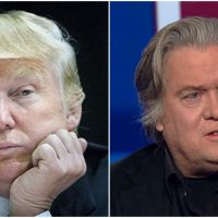 BANNON: Trump Should Postpone State of the Union Until Acquittal by Senate in 'Trial of the Century'