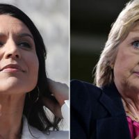 Hillary Clinton Orders Secret Service to Block Process Servers from Delivering Tulsi Gabbard's Lawsuit