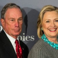 Hillary Clinton Says She Wouldn't Be Bloomberg's Running Mate