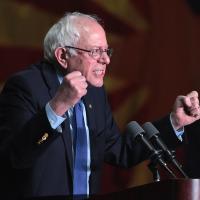 Bernie tells pro-life Democrats to go somewhere else