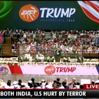 Trump's triumphal visit to India has all the right people worried