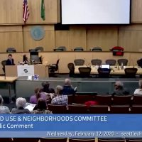 VIDEO: Seattle enviros implore city council with 'Tree Murder Song' to combat 'climate change'