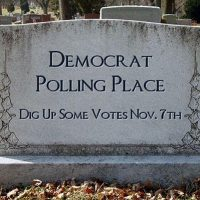 Left Wing Groups And Lawyers Swoop Into Detroit In Fight To Keep Dead Voters On Rolls