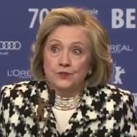 Hillary Gets Asked About Donations From Harvey Weinstein – Throws Other Democrats Under The Bus (VIDEO)