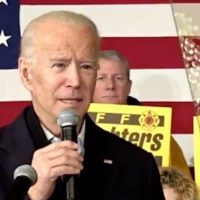 "And Here It Is… Biden Reveals Why Dem Establishment Working to Block ""Socialist"" Bernie Sanders From Winning Nomination (VIDEO)"