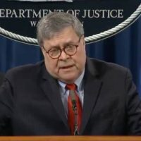 More Than 1,100 Ex-DOJ Officials Demand Barr Resign, Call For Current DOJ Officials to Rise Up, Report Abuses, Withdraw From Cases That Involve 'Misconduct'