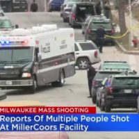 There's a very good reason the media are silent about the Milwaukee mass shooting