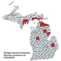 Second Amendment 'sanctuary' status sweeps across Michigan counties