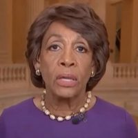 Maxine Waters: CA Should Have More Say In Primary Because Of Big Money Raised At Beverly Hills Parties (VIDEO)