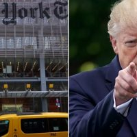 BREAKING: Trump Campaign Files Libel Lawsuit Against New York Times for Russia Conspiracies