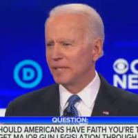 Biden at South Carolina Debate: 150 MILLION People Killed By Guns Since 2007