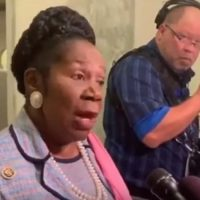 SO DUMB: Congresswoman Sheila Jackson Lee Blames Iowa Democrat Voting Disaster On… RUSSIA!