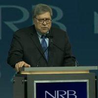 Attorney General William Barr Blasts Progressives And Media In Speech (VIDEO)