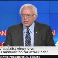 "Bernie Sanders: ""I Don't Mind People... Calling Me a Communist,"""