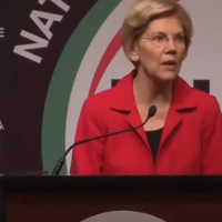 Elizabeth Warren Vows to Force States to Legalize Pot