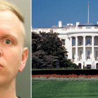 Knife-Wielding Assailant Arrested Outside of the White House Threatened to 'Assassinate' President Trump