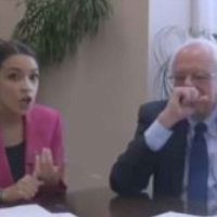 I'm Sorry Kids, But AOC and Bernie Sanders Might Be Breaking Up