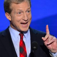 Billionaire Democrat Tom Steyer Accused Of Trying To Buy Black Support In South Carolina