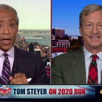 Tom Steyer Calls for $22 p/Hour Minimum Wage