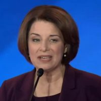 Did Amy Klobuchar Just Accidentally Reveal That She's Been Chosen As Biden's Running Mate?