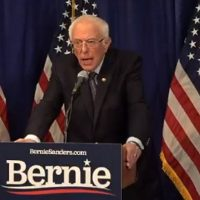 Delusional Bernie Sanders thinks he's in charge of dealing with a global crisis
