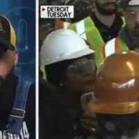Detroit Worker Who Confronted Biden About Gun Control Speaks Out In Interview (VIDEO)