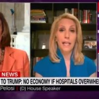 """I Don't Care! I Don't Care! I Don't Care!"" Pelosi Snaps at CNN's Dana Bash For Asking About Trump's Plans to Put America Back to Work (VIDEO)"