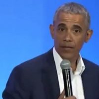 Barack Obama Pops Off About the Coronavirus, Praises Mass Hysteria and Cancellations of Sporting Events
