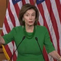 Tyrant Pelosi Smacks Her Hand on Podium, Says It's Her Way or Nothing When it Comes to Addressing Coronavirus (VIDEO)