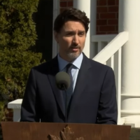 Trudeau Trumps Trump, Bans ALL Foreigners From Entering Canada