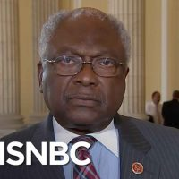 Rep. Clyburn: Biden Was Losing Because He Was Afraid to Touch Women