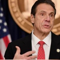 New York State Governor Andrew Cuomo Says New Yorkers Could Be Quarantined for FOUR MONTHS