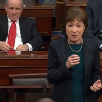 WATCH: RINO Senator Susan Collins Comes to Life for the First Time Since Kavanaugh to Rip Apart Dems for Blocking Virus Funding