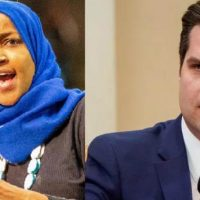 Reps. Matt Gaetz and Ilhan Omar Clash Over the $350 MILLION for Migrants and Refugees in Coronavirus Stimulus