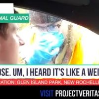 O'Keefe Investigation: Army National Guardsman Says Coronavirus Media Coverage Overblown (VIDEO)