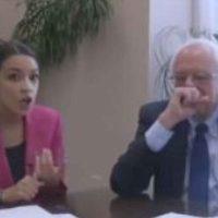 Alexandria Ocasio-Cortez Abandoned Bernie Sanders