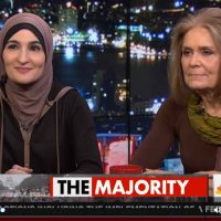 Viacom CBS Hosts Linda Sarsour