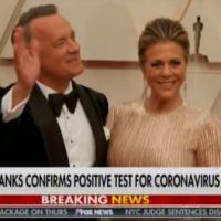 Tom Hanks and His Wife Rita Wilson Announce They Have Tested Positive for the Coronavirus