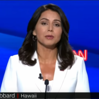 Tulsi Gabbard Ends Her Campaign, As She Began It, As a Front for Joe Biden