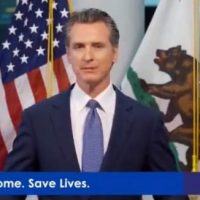 "Newsom: Coronavirus an Opportunity to Create a New ""Progressive Era"" to ""Reshape the Way We Do Business and How We Govern"" (VIDEO)"